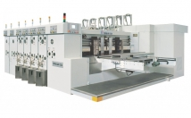 Top printing machine